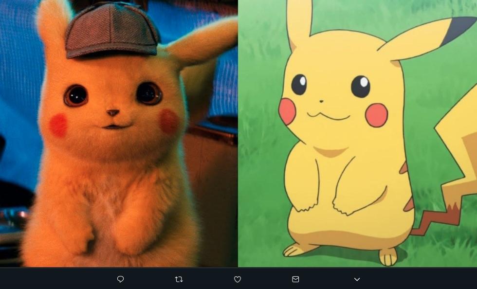 """El realismo de los diseños de los Pokémon de Detective Pikachu es algo que el fandom agradece, por fin aparentan lo """"monstruosos"""" que pueden ser."""