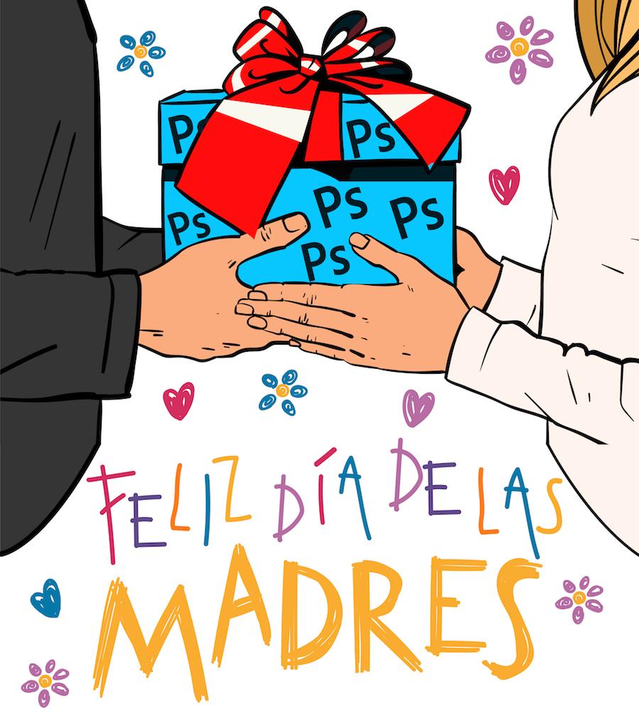 Este 10 de mayo en Paredro queremos conmemorar el día de las Madres, las cuales nos impulsan a ser mejores personas todos los días.