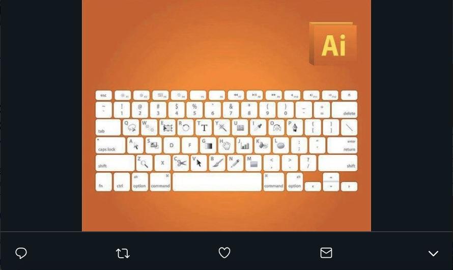 Estos son los mejores comandos de Adobe Ilustrator que te ayudarán a hacer más fácil tus proyectos de diseño al sólo oprimir una combinación de teclas