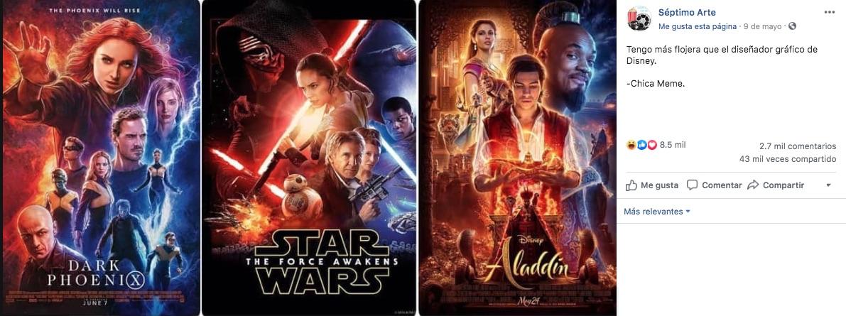 Los pósters de películas azul y naranja parecen ser una tendencia en los últimos años, pero ¿se trata de una técnica sobre utilizada?