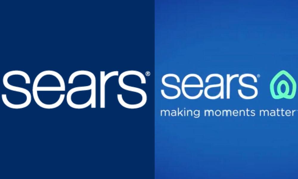 El nuevo logo de Sears es parte de los esfuerzos para rescatar a la marca de la ruina, y apostó todo para mostrar una nueva identidad corporativa.