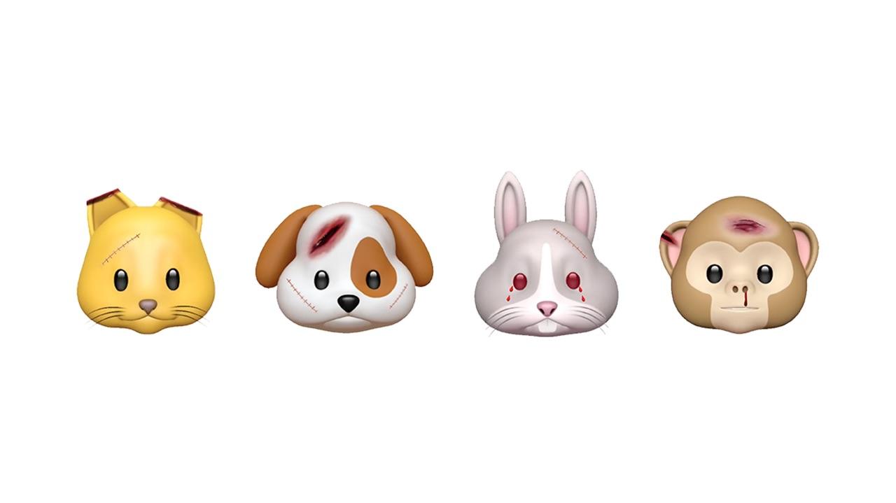 ¿Te imaginas unos emojis en contra de la crueldad animal? La campaña Testmoji muestra como serían estos símbolos con las pruebas de laboratorio.