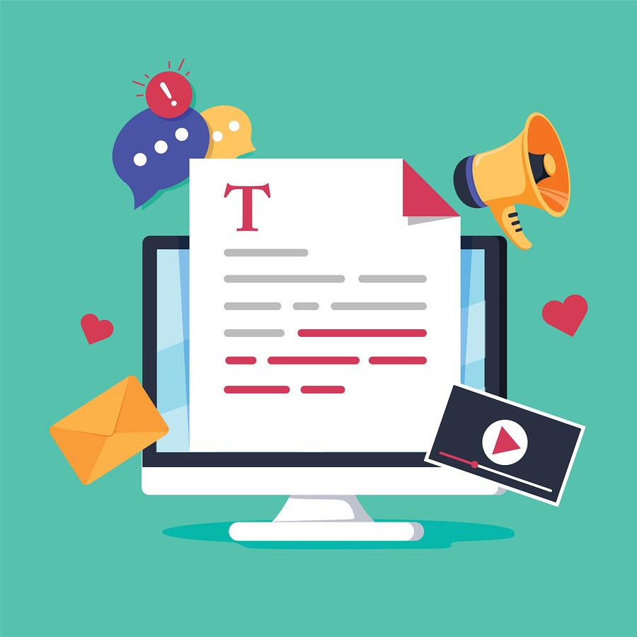 En toda estrategia de marketing digital es indispensble agregar contenidos gráficos para aumentar el engagement de los visitantes, te decimos cuales usar.