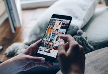 Portafolio creativo en Instagram