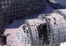 El archivista Jason Scott adquirió un CD viejo que contenía 2,400 fotos inéditas del 11-S, en las que se ve la zona cero en proceso de limpieza.