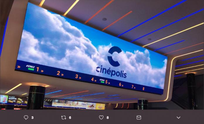 Los rumores de un nuevo logo de Cinépolis se hicieron consistentes esta semana, pero al parecer ya lo habían revelado en sedes en Monterrey.