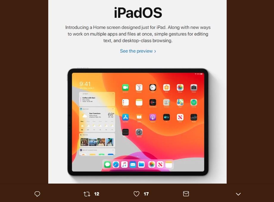 Durante el WWDC19 se presentó el lanzamiento del nuevo sistema operativo, el cual viene con una imagen, descarga aquí los fondos de pantalla de iOS 13.