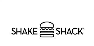 Tanto sus enormes letras o el minimalista icono de una hamburguesa, el logo de Shake Shack nos recuerda a un letrero de neón de los años 50s.
