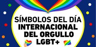 El Día Internacional del Orgullo LGBT+ se celebra todos los 28 de junio y estos son algunos de los símbolos más importantes de este movimiento.