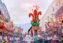 La Guelaguetza 2019 celebra su primer Lunes de Cerro, un desfile lleno de tradición, colores y acercamiento a nuestras raíces.