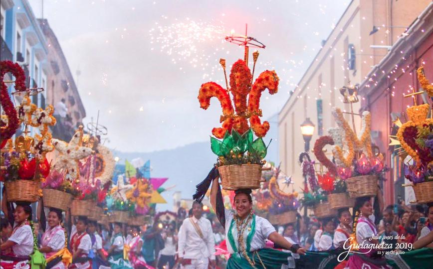 La Guelaguetza de Oaxaca, la fiesta llena de tradición y colores (FOTOS) |  paredro.com