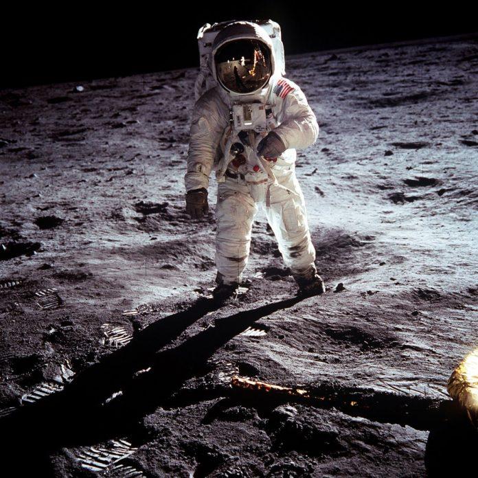 Estas son las fotos del Alunizaje, desde la preparación de la misión del Apollo 11, hasta la celebración con los astronautas Armstrong, Aldrin y Collins.