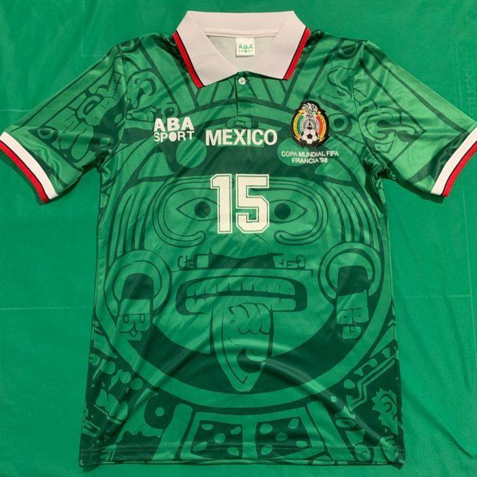 ¿Recuerdas todas estas playeras de la selección mexicana? Las jerseys forman parte de la historia del Tricolor, y representan la identidad del país.