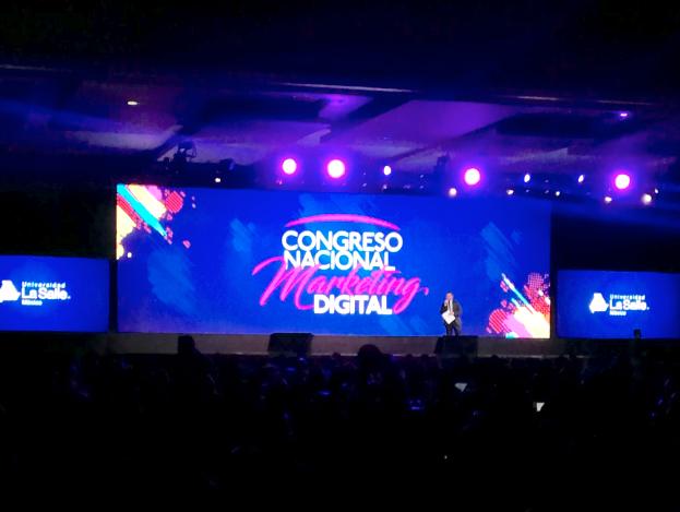 Sí aún dudas de asistir al Congreso Nacional de Marketing Digital te damos cinco motivos que te beneficiarán de este evento.