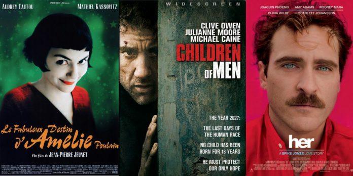 Si necesitas una lista de películas con mejor fotografía para verlas todas durante las vacaciones, aquí te dejamos las mejores desde el 2000 a la fecha.