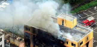 Un incendio en Kyoto Animation fue iniciando por un hombre que provocó el fallecimiento de más de 30 personas y múltiples consecuencias.