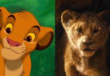 Los animales de El Rey León 2019 lucen tan reales que podrías creer que son verdaderos, mira coo se ven contra los de 1994.