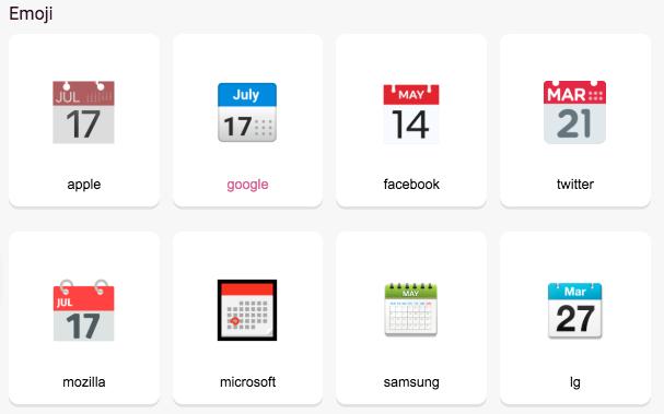 Emoji Del Calendario.Feliz Dia Mundial Del Emoji Por Que El Calendario Dice 17