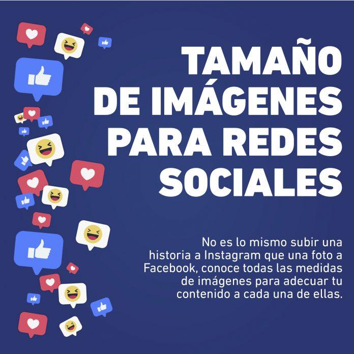 No es lo mismo subir una historia a Instagram que una foto a Facebook, por ello es necesario conocer los tamaño de imágenes para redes sociales.