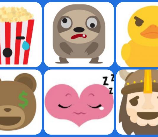 Estos paquetes de emoticones gratis retoman objetos cotidianos y los transforman en todos los sentimientos que quieres expresar.