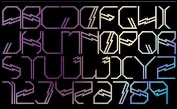 Estas tipografías extrañas de descarga libre te servirán mucho cuando quieras agregar un toque innovador a algún proyecto.