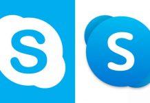 El nuevo logo de Skype fue criticado por los usuarios por asemejarse a su competidor, lo cual creen es una táctica desesperada e inútil.