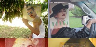Algunas fotografías de portadas de discos se volvieron tan icónicas que las personas juegan a recrearlas de una manera muy divertida.