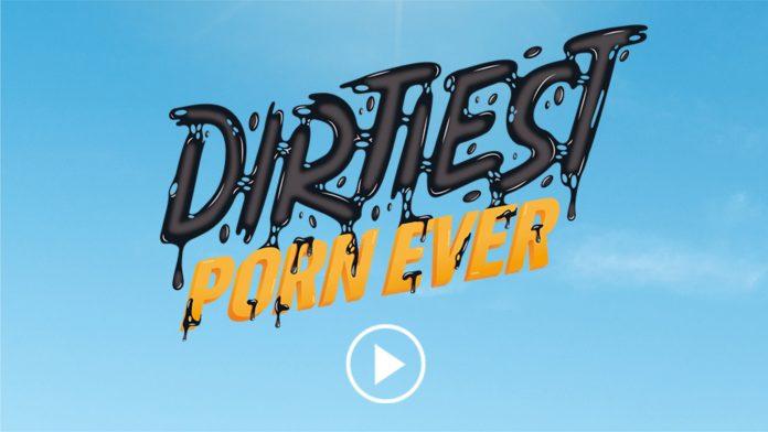 'El porno más sucio' es la nueva campaña de Pornhub y Ocean Polymers para concientizar sobre el plástico que contamina e invade el mar.