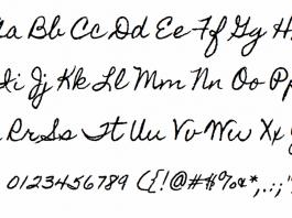 Descarga tipografías cursivas gratis para tener distintos estilos que le agreguen un toque manuscrito a tus diseños, anuncios o proyectos.