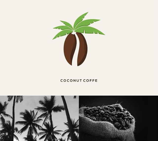 Estos logos combinan dos objetos sin relación aparente, gracias a la creatividad del diseñador Rendy Cemix y su forma de fusionar ideas.