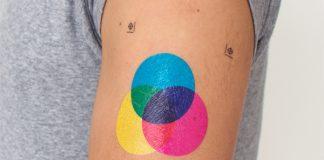 Estos tatuajes para diseñadores son perfecto para retomar ideas e inspirarte a crear tu propio diseño que querrás plasmarte en la piel.
