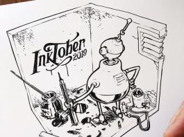 El famoso reto de ilustración regresa para esta su edición anual, encuentra aquí la lista oficial del Inktober 2019 para que te unas cuanto antes.