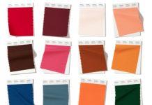 De acuerdo al informe de Pantone en Nueva York, estos serán los colores para Otoño 2019 que debes considerar en tus paletas.
