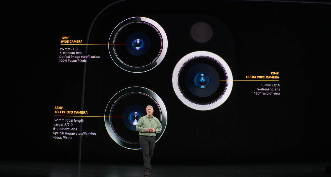 El anuncio de la cámara del iPhone 11 Pro fue de lo más relevante del Apple Event, pero ¿cuáles son las características y beneficios de ésta?
