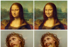 ¿Te imaginas las pinturas clásicas con una sonrisa? Gracias a la Inteligencia Artificial de FaceApp es posible ver a sus personajes felices, o algo así.