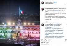 La iluminación en el centro histórico se convirtió en una tradición que miles de mexicanos disfrutan, la cuál también llegó al Empire State en EU.