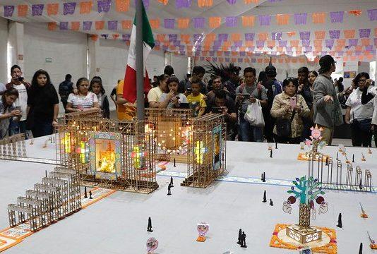 Altar de Altares: el diseño ganador para la Mega Ofrenda del Zócalo 2019