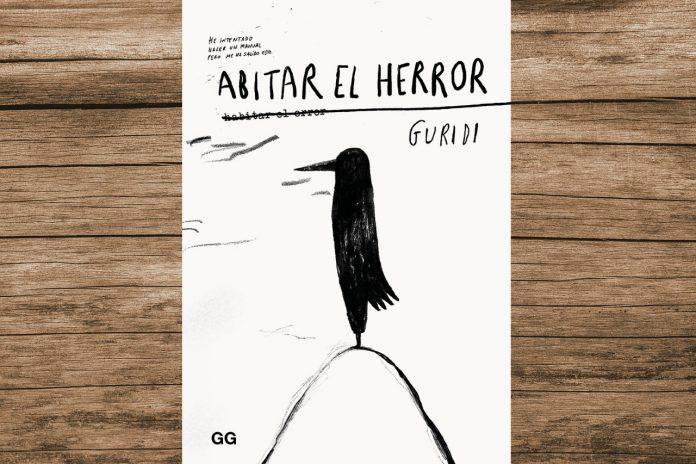 Abitar el Herror es un texto muy particular que pretende abrazar los errores y el caos de los creativos para desarrollarse profesionalmente.