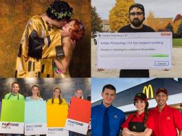 Estos disfraces para diseñadores serán diferentes a lo que veremos en todas las fiestas de Halloween, por lo que destacarás por originalidad y creatividad.