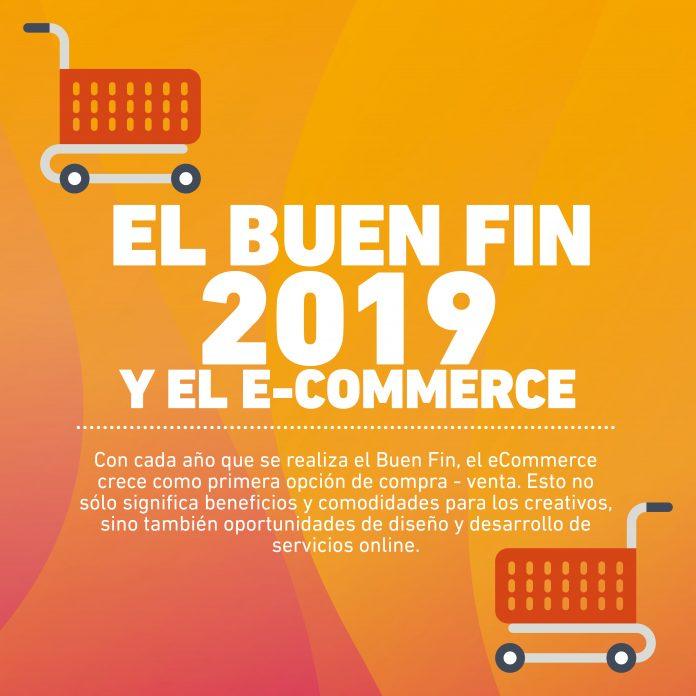 Esta infografía te explica algunas expectativas del eCommerce que se esperan en el Buen Fin 2019, donde se apuesta a las compras en smartphones.