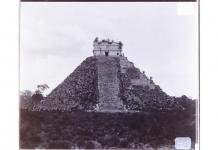 Google, el Museo Británico y el INAH se unieron para reunir y exponer fotografías de la cultura maya que nos muestran como lucían las zonas arqueológicas.