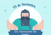 El Día Internacional del Hombre tiene como objetivo concientizar a la población masculina acerca de su salud, así como promover modelos masculinos positivos