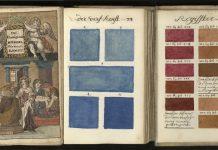 Un holandés escribió una guía de colores que se considera el antecesor de Pantone, lo hizo a mano con acuarelas y sólo creó una copia.