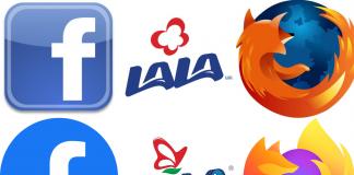 El antes y después de logotipos de algunas marcas evidencia la evolución que tuvieron éstas durante la década del 2010-2019.
