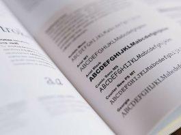 Estas son algunas tipografías que ya no debes usar si no quieres que tus diseños se vean anticuados, aburridos o comunes.