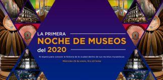 Noche de Museos 2020