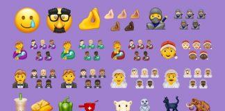 Nuevos Emojis 2020