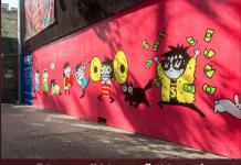 Mural-Sarah-Andersen-CDMX