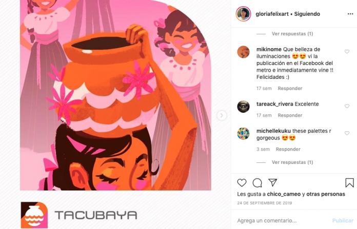 ilustradoras-mexicanas-instagram