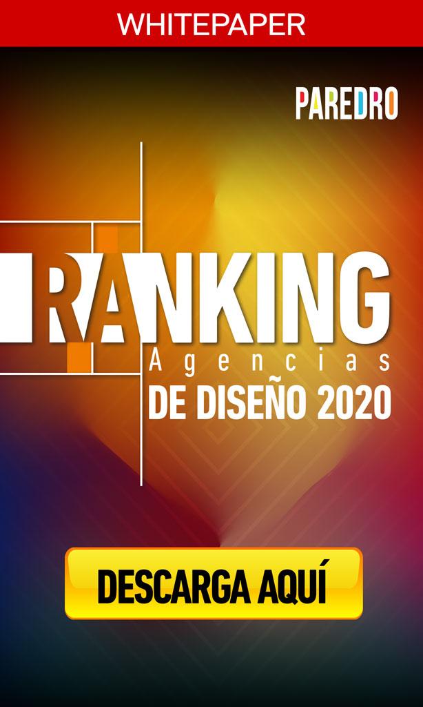Ranking de agencias de diseño 2020